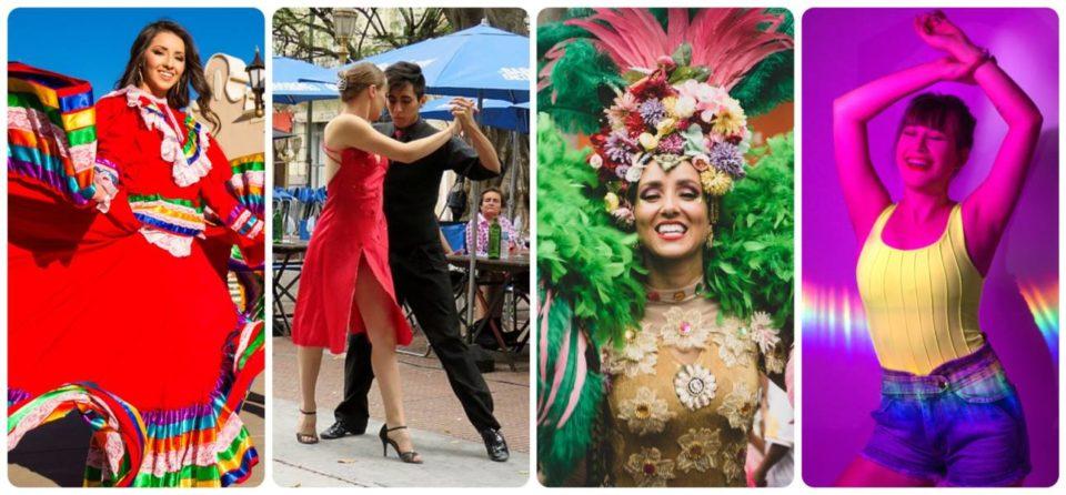 Una guía de los estilos de baile más icónicos de América Latina